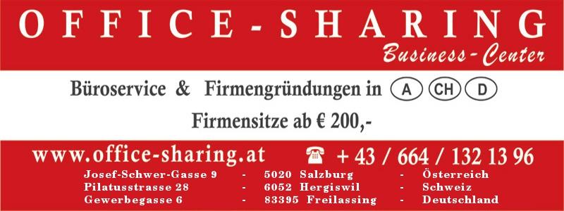 Office-Sharing in Salzburg